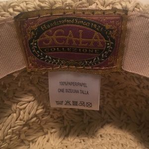 Scala Accessories - Scala ladies hat